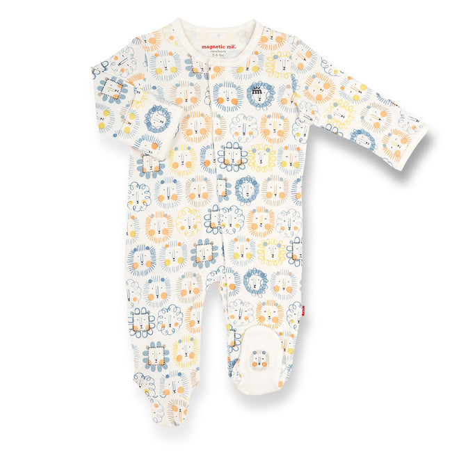 Mane Event Organic Cotton Magnetic Footie