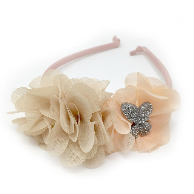 Le Bouquet Headband - Rose