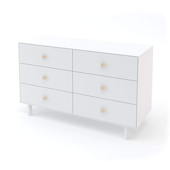 Oeuf 6 Drawer Dresser - Fawn