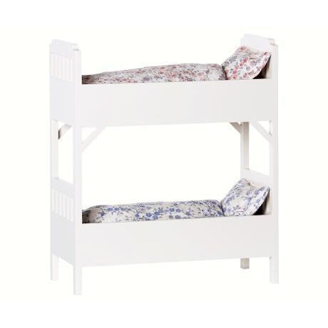Small Bunk Bed - Off White