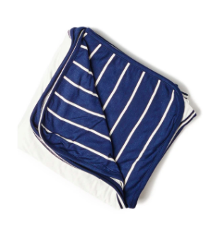 Swaddle Blanket - Navy