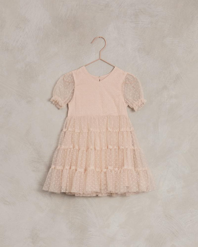 Dottie Dress - Light Pink