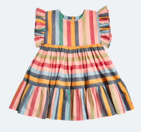 Kit Dress - Stripe