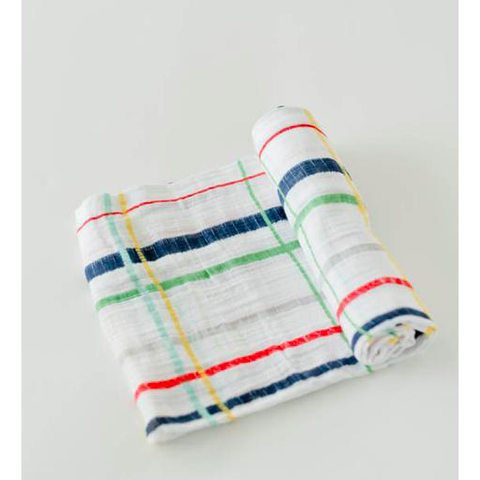 Luxe Muslin Swaddle - New York