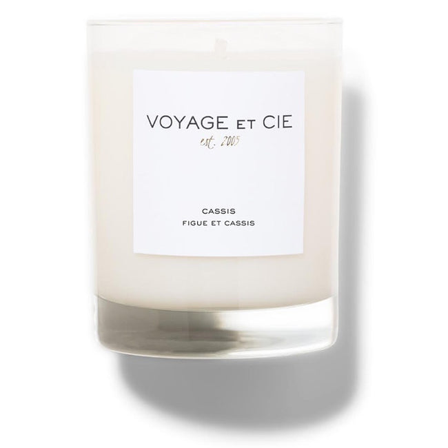 Figue et Cassis Scented Candle