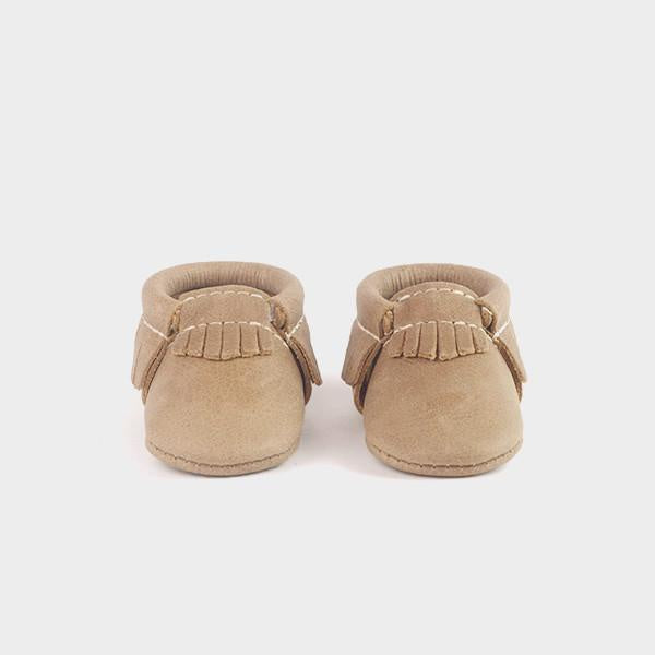 Moccasin - Weathered Brown