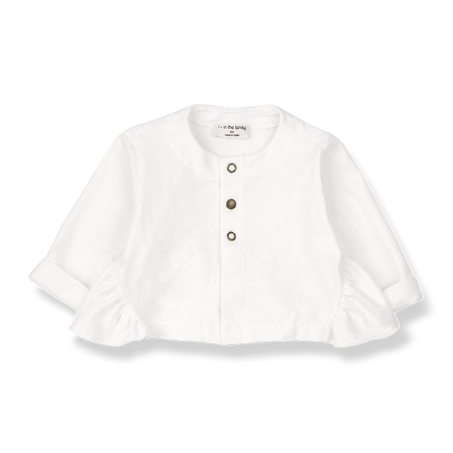 Ginosa Girly Jacket - Off-White