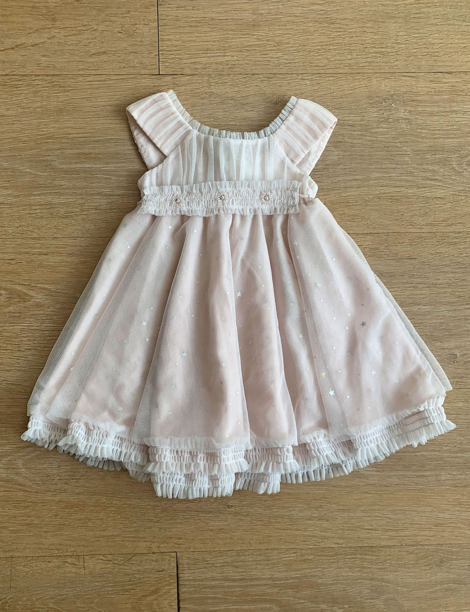 Ophelia Dress - Blush