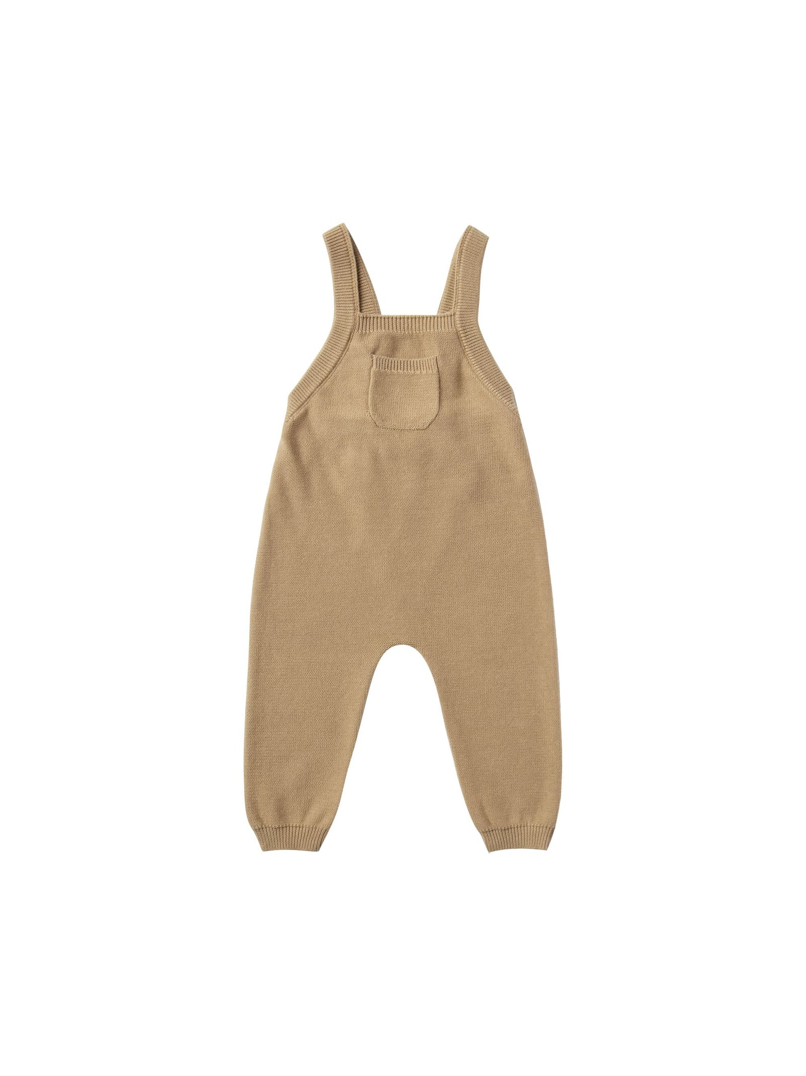 Knit Overall - Honey