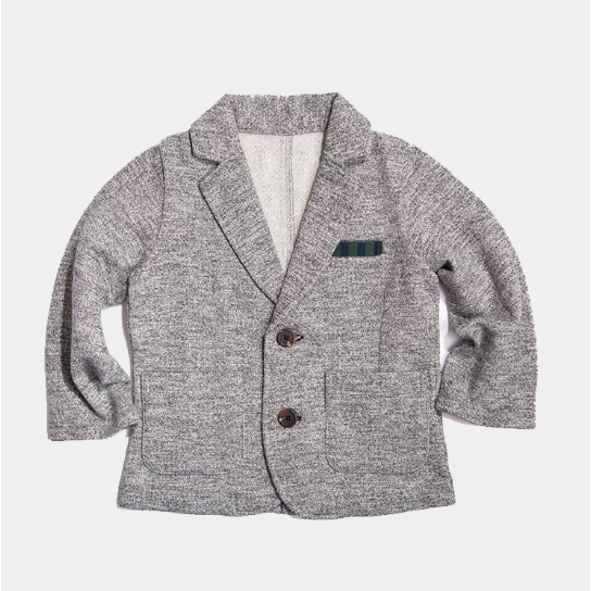 Easy Blazer - Gray