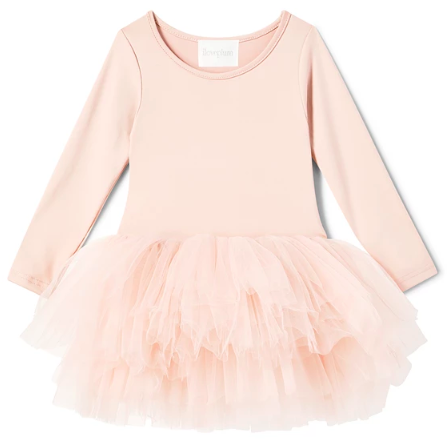B.F.F Tutu Dress - Shirley Pink