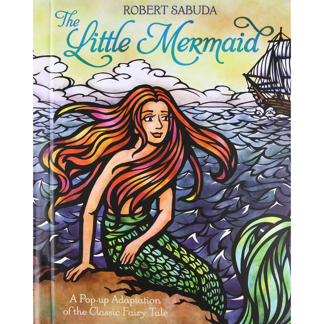 The Little Mermaid: Pop-Up Classics