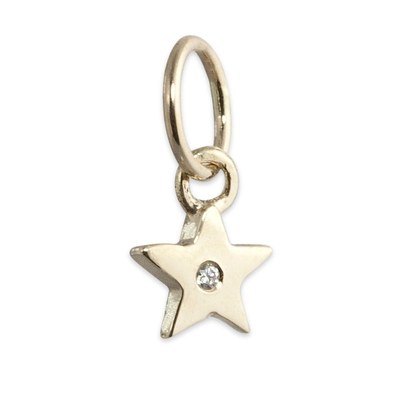Itty Bitty Star Charm