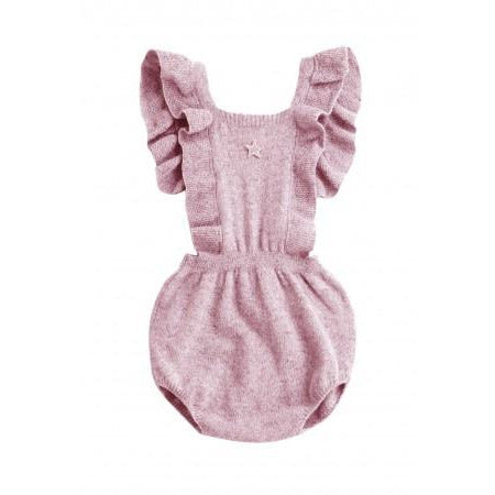 Knit Bloomer Overall