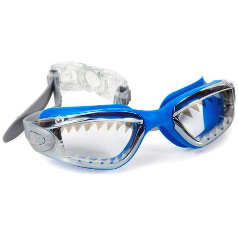 Jawsome Shark Swim Goggles - Royal Reef
