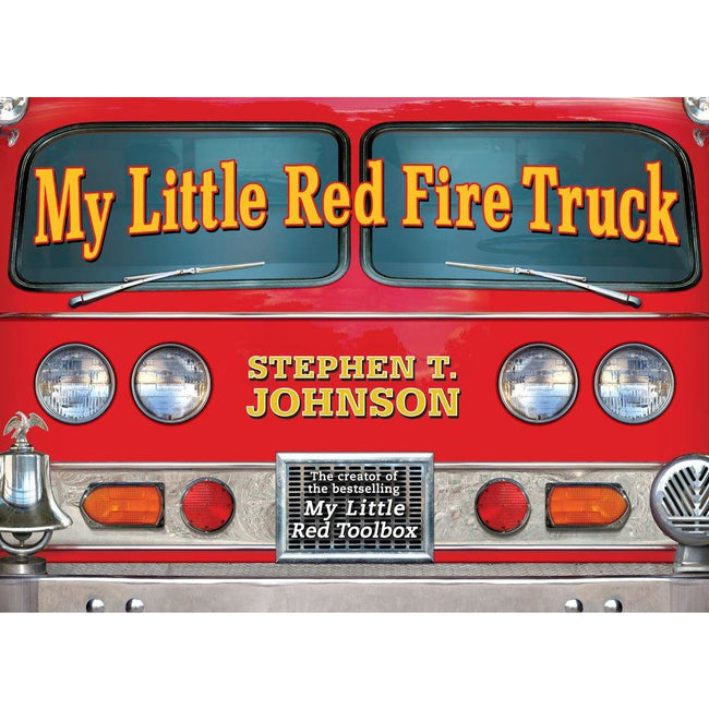 My Little Red Fire Truck