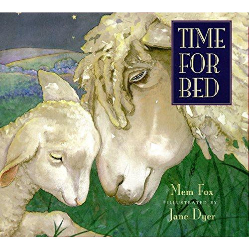 Time for Bed Padded Boardbook