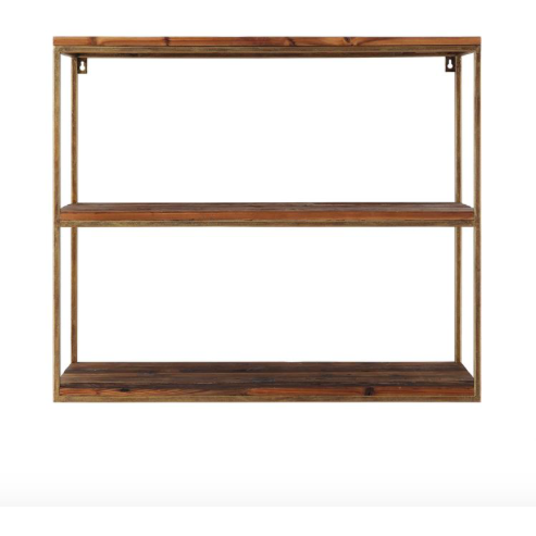 3-Tier Wall Shelf