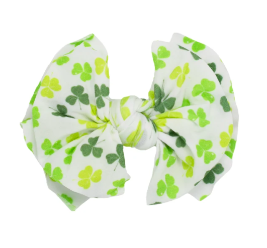 Printed Fab Clip - Lucky Charm