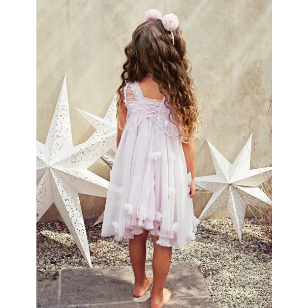 Baby Cloudine Dress - Lilac Fairy