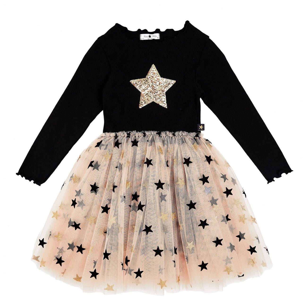 Mia Star Tutu- Black