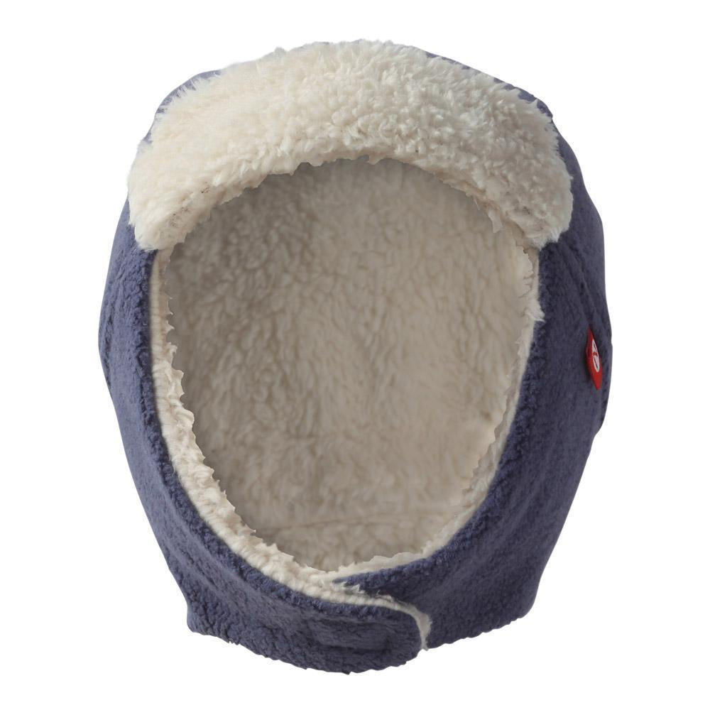 Furry Fleece Trapper Hat - Denim Navy