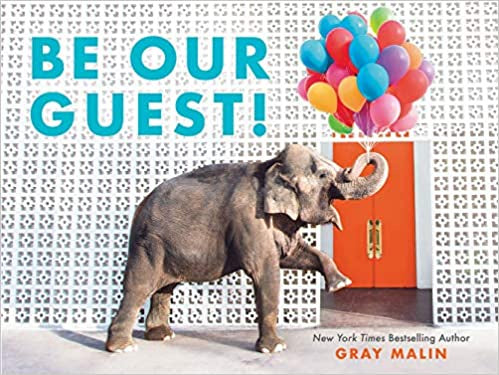 Be Our Guest! Board Book
