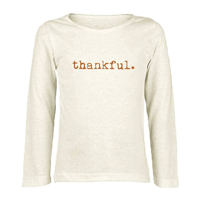 Long Sleeve Tee - Thankful