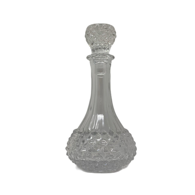 Studded Glass Decanter - Admiral