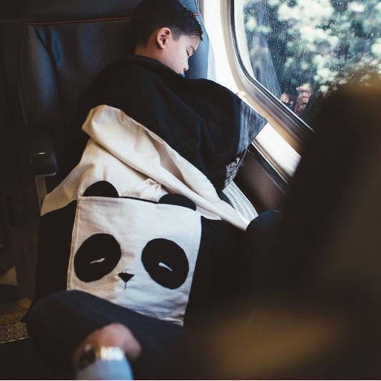 Nomad Travel Blanket - Marco the Panda