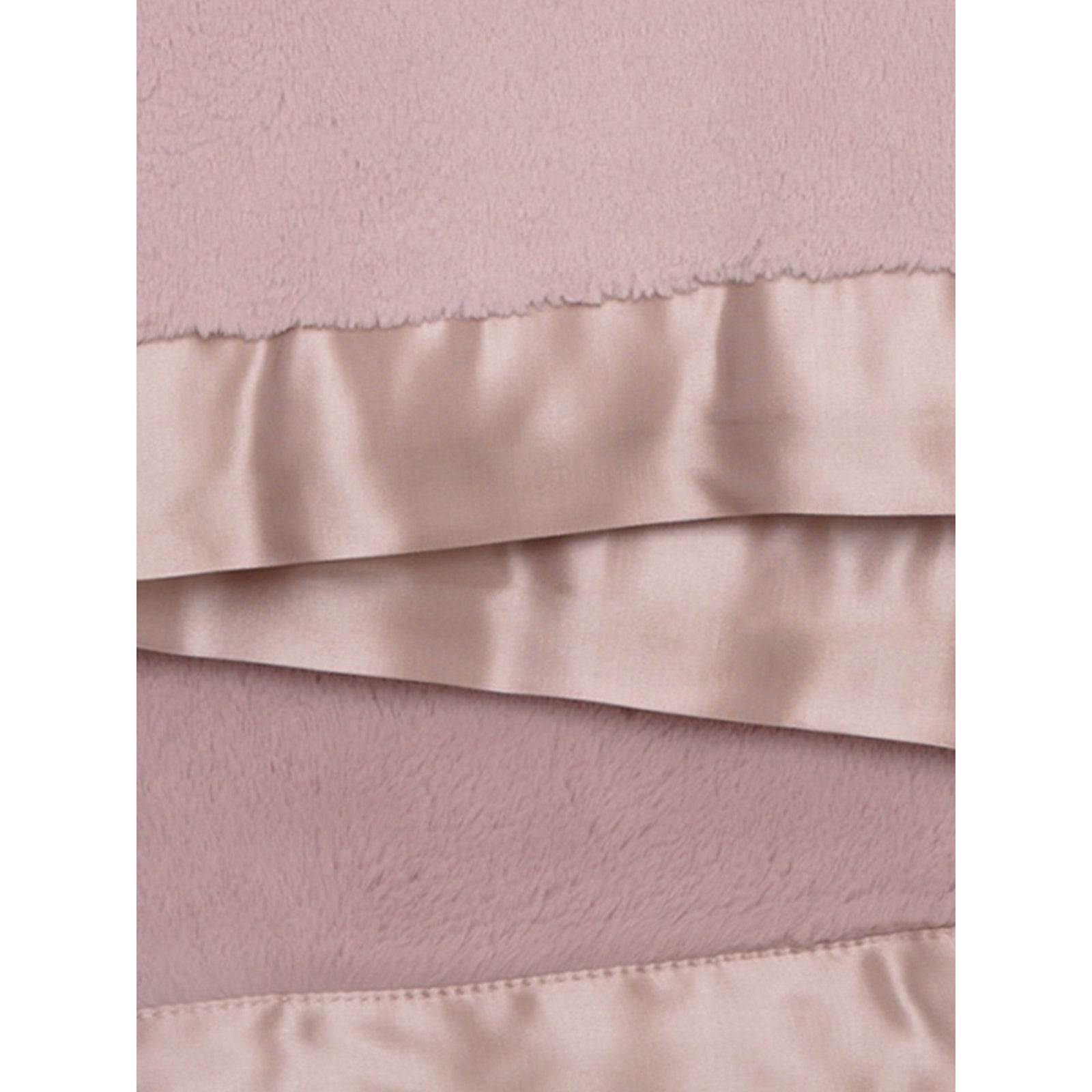 Luxe Blanket Dusty Pink