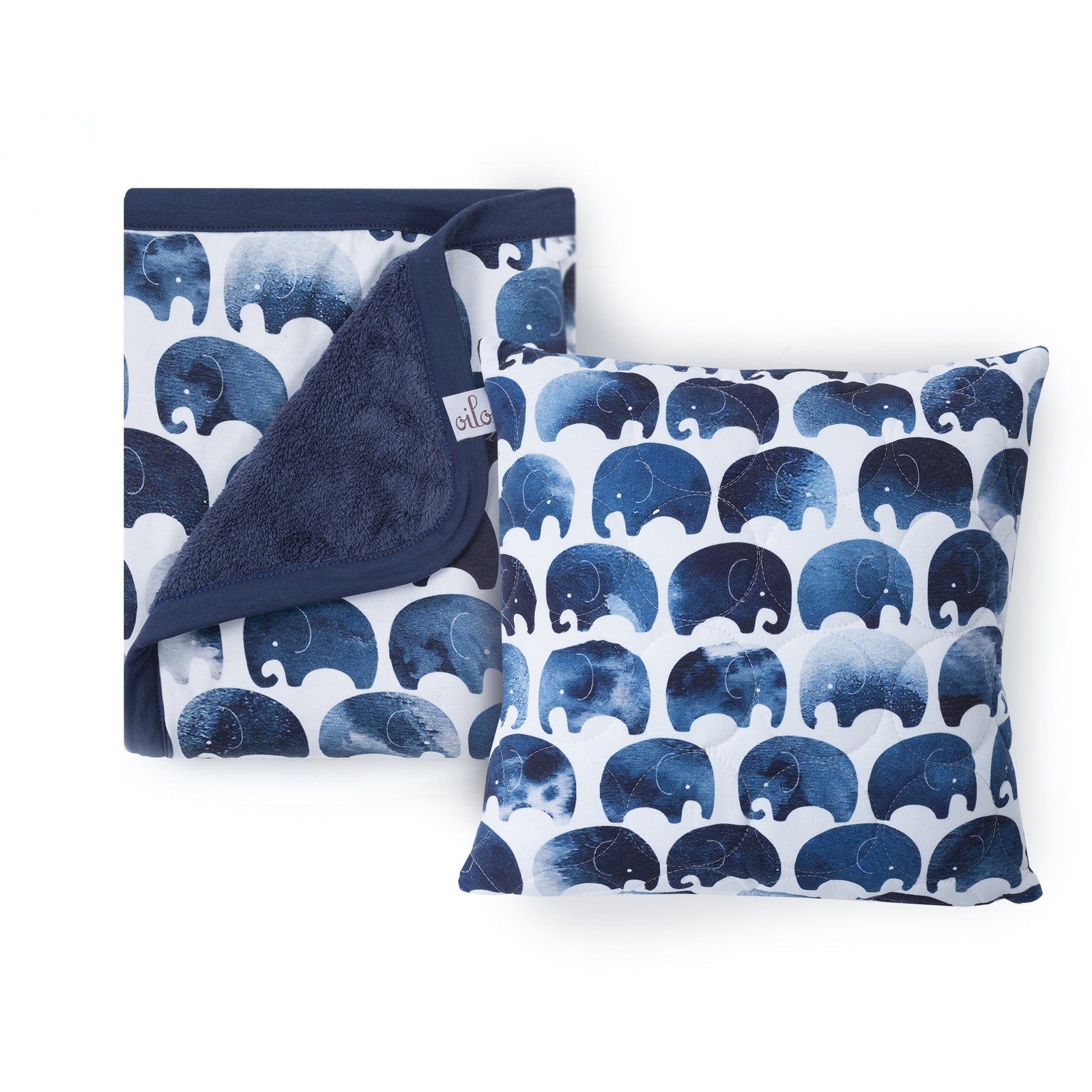 Elefant Cuddle Blanket