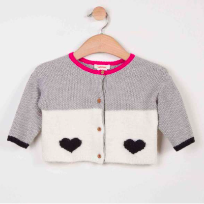 Reversible Charming Sweater