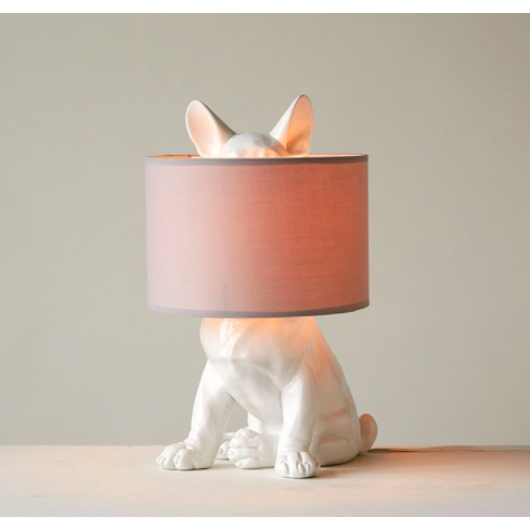 Dog Table Lamp