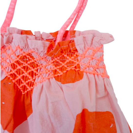 Dottie Dress - Citrus