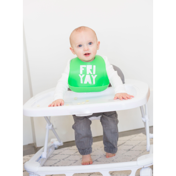 Wonder Bib - Fri-Yay