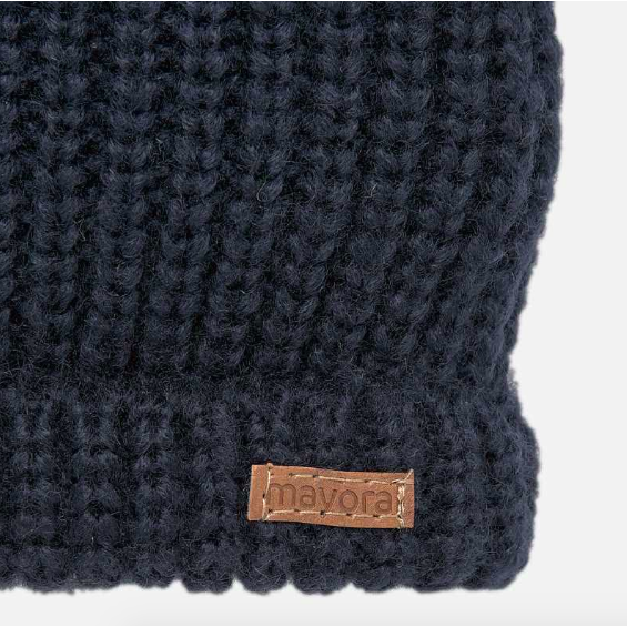 Ribbed Knit Hat - Universal