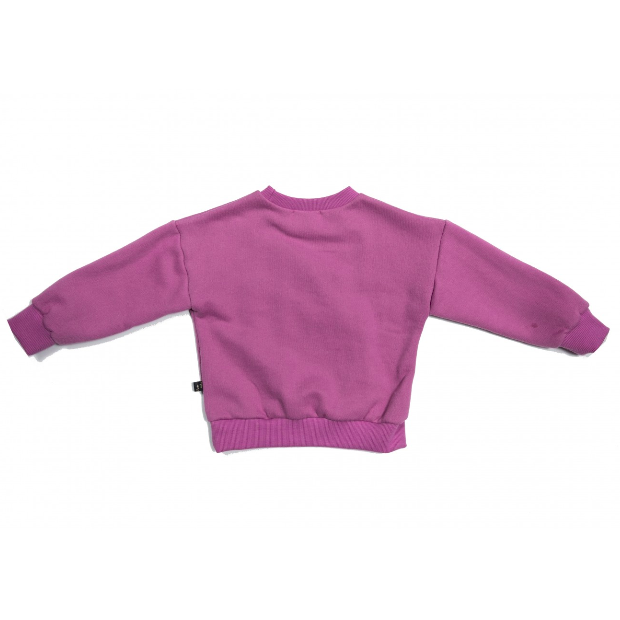 Unicorn Sweatshirt - Violet