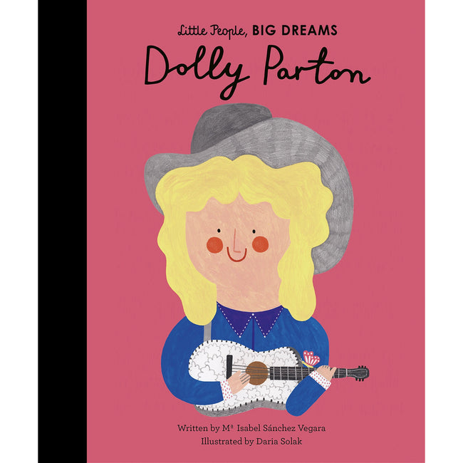 Dolly Parton (Little People, Big Dreams) Book