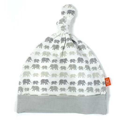 Gray Dancing Elephant Hat