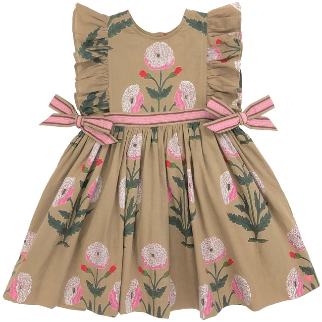 Amy Dress - Elmwood Dandelion