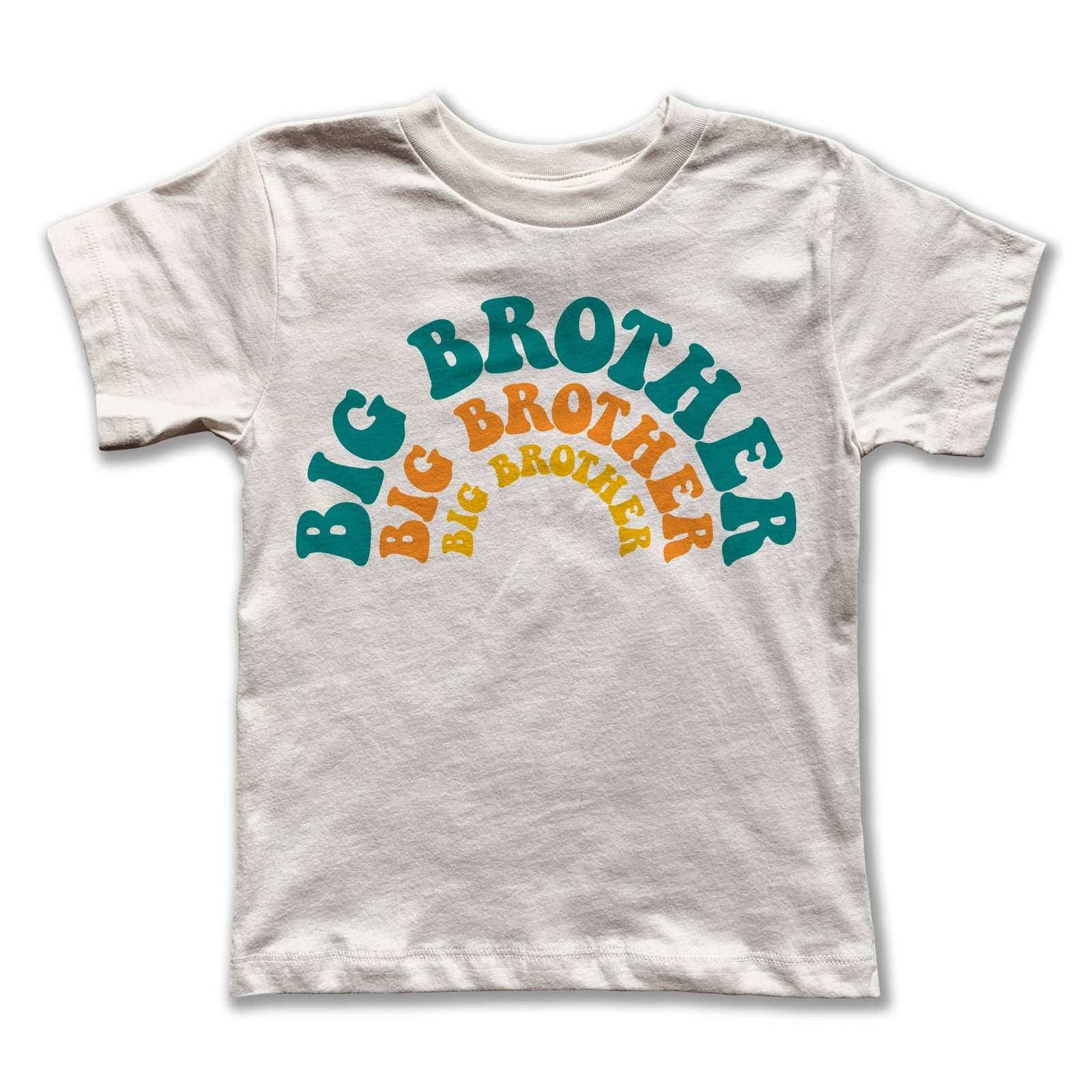 Big Brother Tee - Natural
