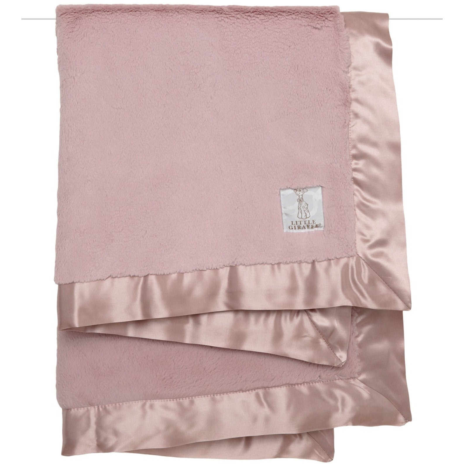 Luxe Blanket - Dusty Pink