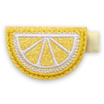 Novelty Clip - Lemon Slice
