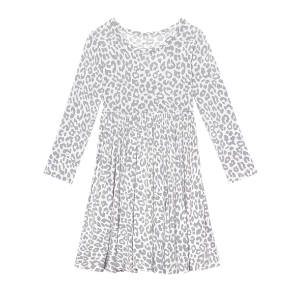 Long Sleeve Twirl Dress - Minka