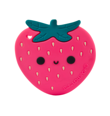 Strawberry Teether