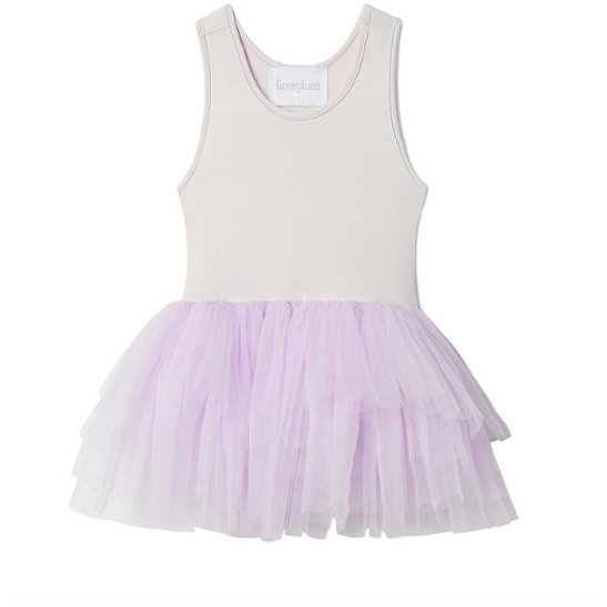 B.A.E Tutu Dress - Billie Purple