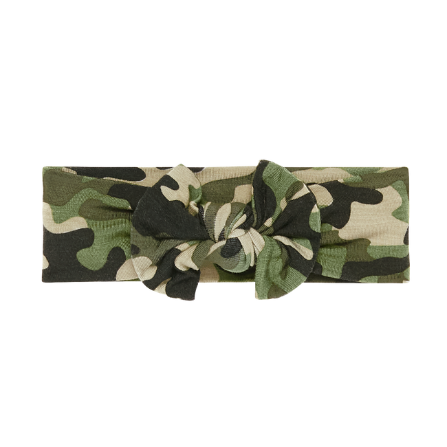 Infant Headwrap - Cadet
