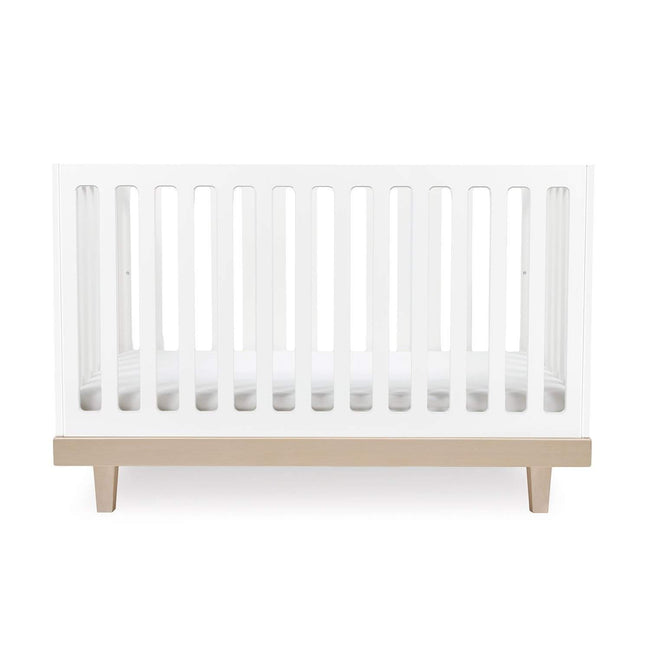 Oeuf White/Birch Arbor Crib