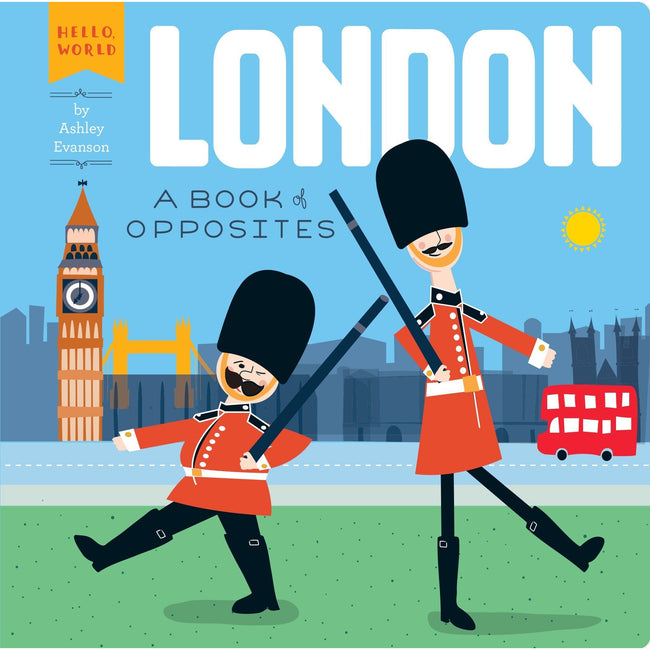 London: A Book of Opposites